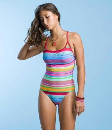 Jednodílné plavky Roxy | Top-